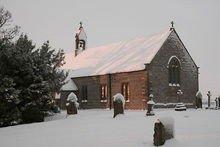 St Oswald's Church, Heavenfield