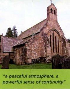 St Mungo's Church, Simonburn