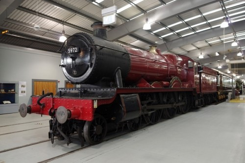 The National Rail Museum at Shildon