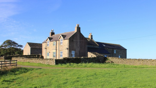 High Keenley Fell Farm B & B