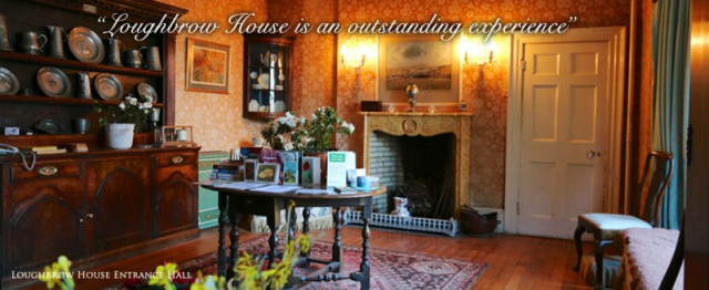 Loughbrow House - Traditional Country House Bed & Breakfast