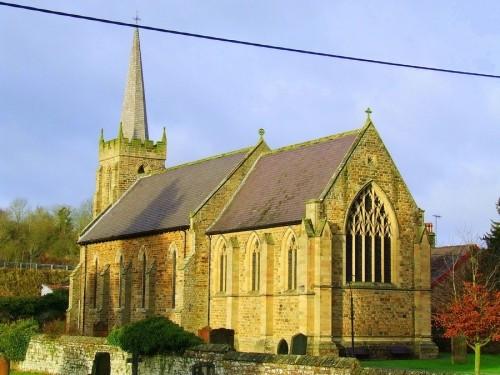 St Cuthbert's Church, Greenhead