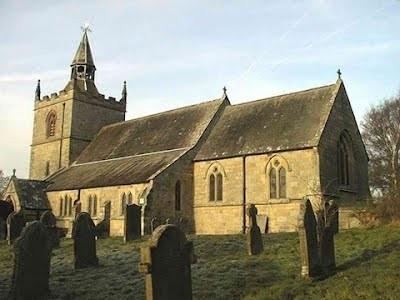 St Giles Church, Chollerton