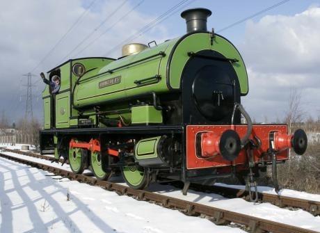 Stephenson Railway Museum