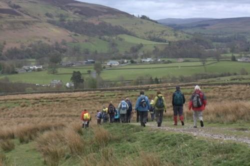 Haltwhistle Walking Festival