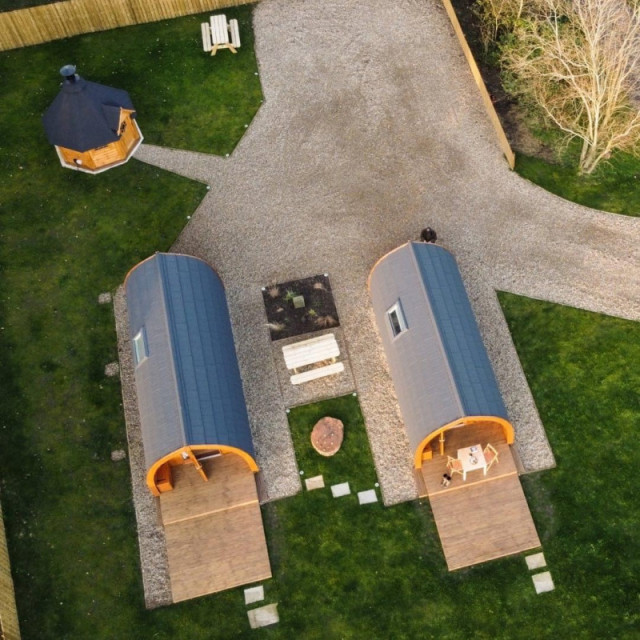 Sycamore Cottage & Glamping Pods